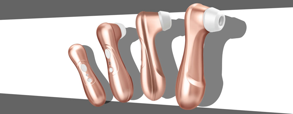 satisfyer klitoris stimulator
